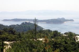 国立公園鷲羽山