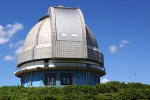 竹林寺山天文台ードームー