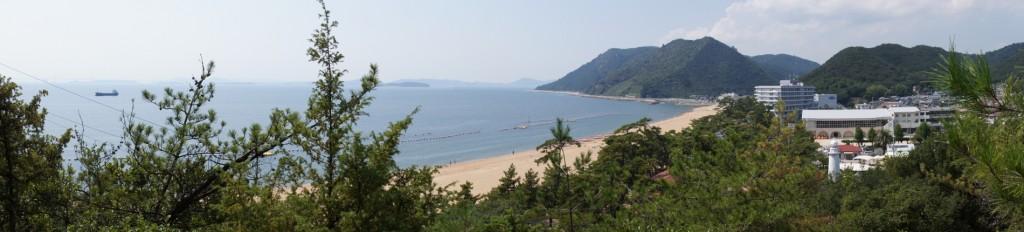 渋川海岸パノラマ