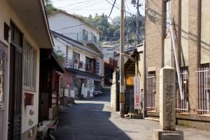 円通寺参道