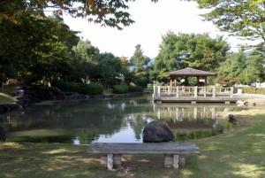 北房ほたる公園