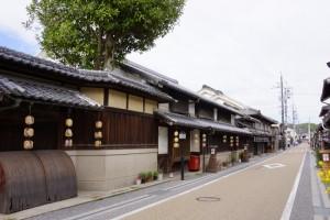 城東重要伝統的建造物群保存地区