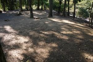 竜天天文台公園ーキャンプサイト「-
