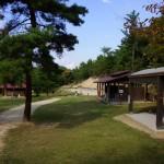 里庄美しい森ーキャンプ場ー