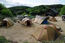 としおじさんのキャンプ場ーキャンプサイトー