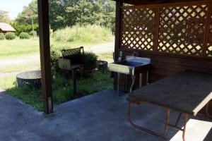 チロリン村キャンプグランドースーパーテントサイトー