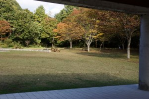 早島ふれあいの森公園ーステージー