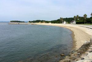 犬島ビーチ