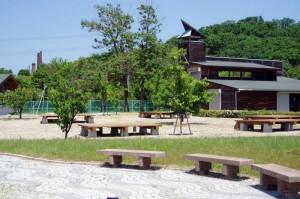 犬島キャンプ場ー管理棟ー