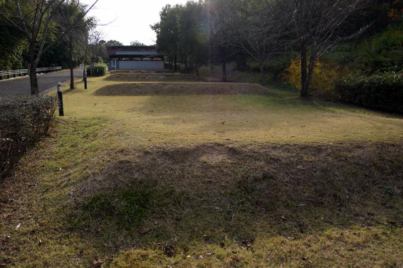 かさおか古代の丘スポーツ公園ーキャンプサイトー