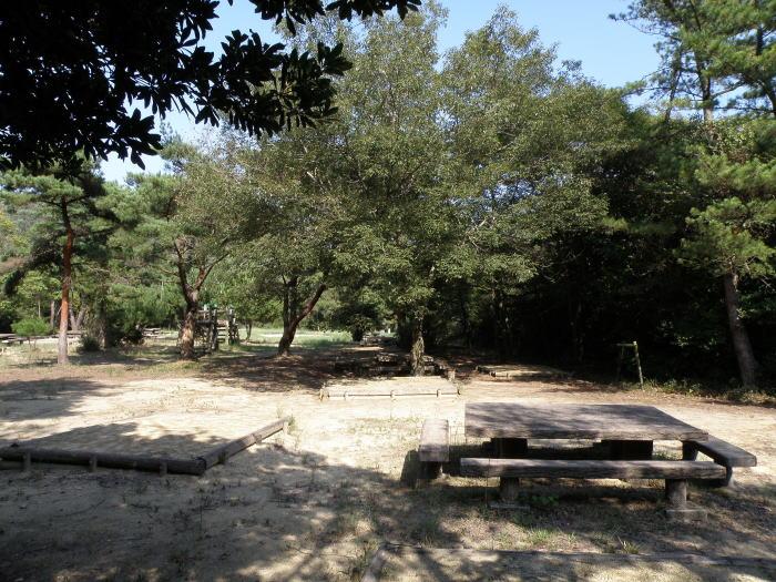 koguchiike-camping-site