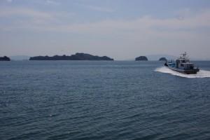 岡山県青少年の島黒島2