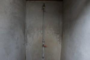 シャワーー前島海水キャンプ場ー