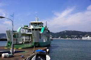 前島フェリ-前島港-