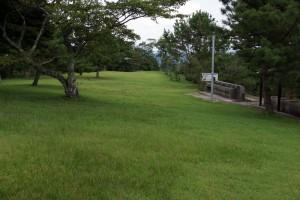 弥高山公園キャンプ場ーさくらサイトー