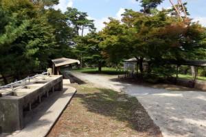 弥高山公園キャンプ場ーさつきサイトー