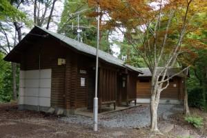 弥高山公園キャンプ場ーシャワー室ー
