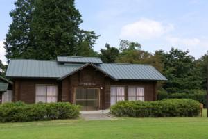 弥高山公園キャンプ場ー山の家ー