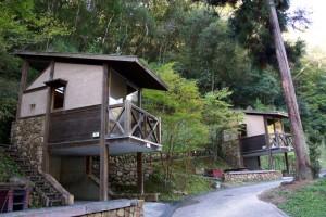 鳴滝森林公園キャンプ場ーバンガロー