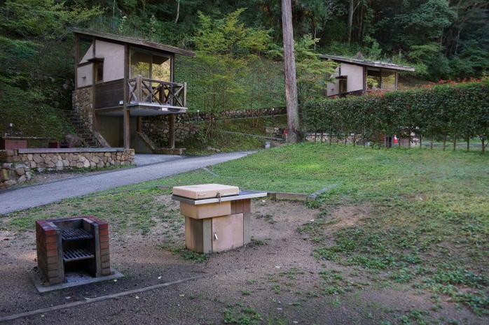 鳴滝森林公園キャンプ場ーキャンプサイトー