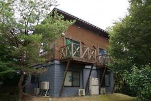 望ヶ丘キャンプ場-ロッジー
