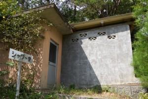 望ヶ丘キャンプ場ーシャワー室ー