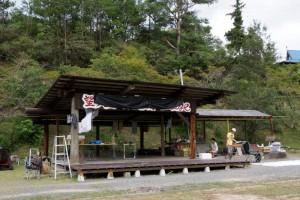 望ヶ丘キャンプ場ーステージー