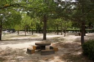 砂川公園ーテントサイトー