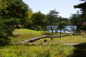 高梁自然公園ー湿生植物園ー