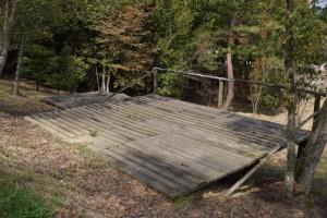 たけべの森キャンプ場ーキャンプサイトー