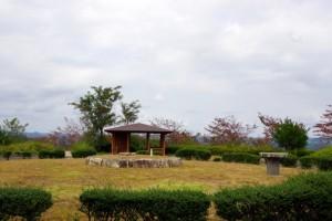 経ヶ丸山頂