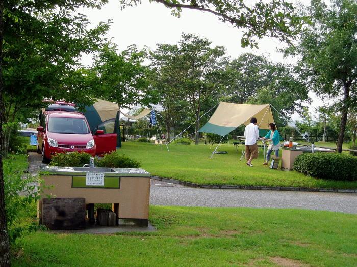 yoshii-ryuten-camping-site