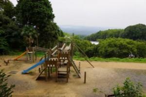吉井竜天キャンプ場ー遊具ー