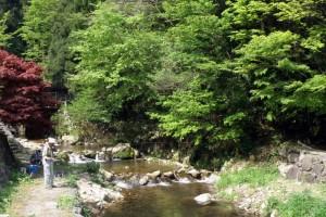 トムソーヤ冒険村ー釣り風景ー
