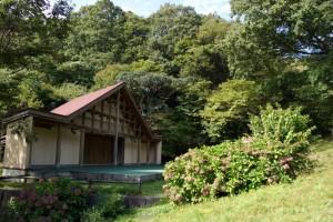 勝山美しい森ー野外音楽堂ー