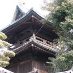 鐘楼ー鶴形山ー
