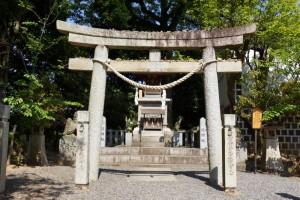 護国神社ー阿智神社ー