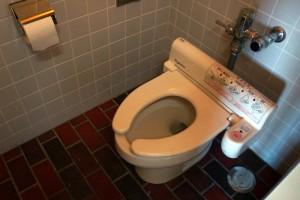 大佐山オートキャンプ場ートイレ―