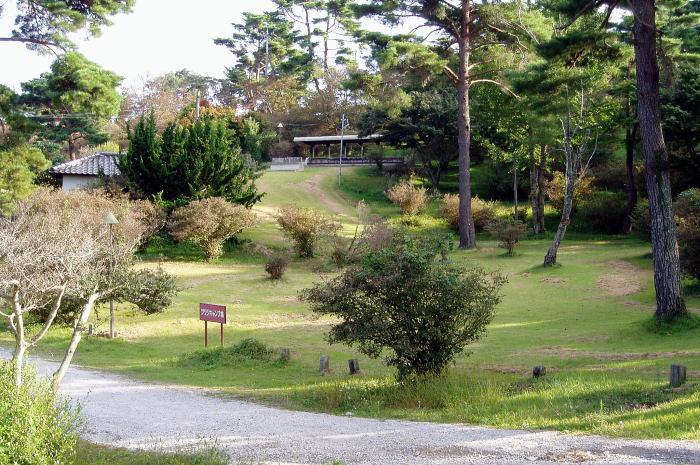 弥高山公園キャンプ場