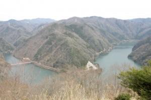 西山高原レジャー施設ー成羽ダムー