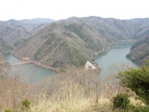 西山高原レジャー施設ー新成羽川ダムー