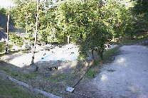 大谷キャンプ場ーテントサイトー