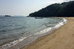 三郎島ビーチ