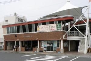 宇野駅前駐輪場