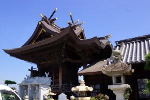 本殿ー羽黒神社ー