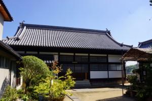 羽黒山清瀧寺本堂