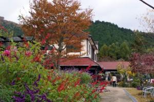 蒜山ハーブガーデン・香りの館