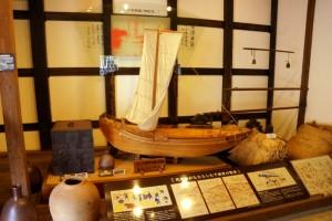 北前船模型