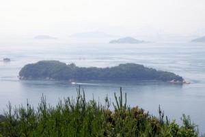 松島ー鷲羽山よりー
