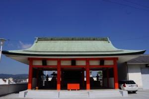 水谷神社拝殿